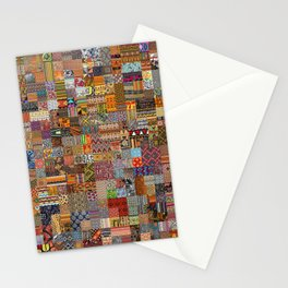 Ethnic Patterns Stationery Cards