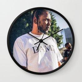 KENDRICK LAMAR DAMN Wall Clock