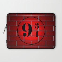 peron brick wall Laptop Sleeve