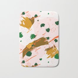 Textile 2 - paintier Bath Mat
