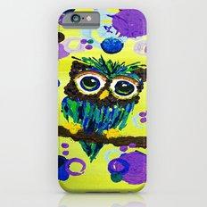 :: Gemmy Owl in the Jewel Tree :: Slim Case iPhone 6s