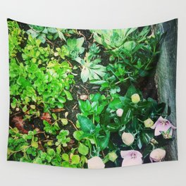 Almost a Garden Wall Tapestry
