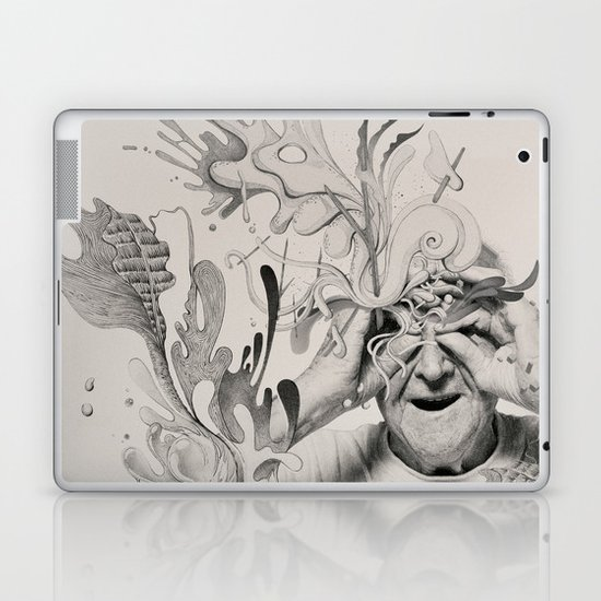 so in need Laptop & iPad Skin