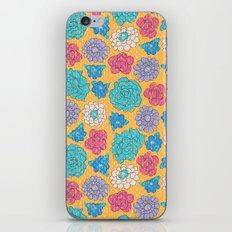 RocoFloral (mango) iPhone & iPod Skin