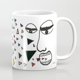 Sick of happiness Coffee Mug