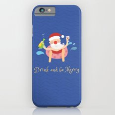 Day 04/25 Advent - Drink & be merry Slim Case iPhone 6s