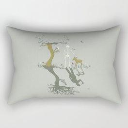 Alive & Well Rectangular Pillow