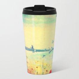 Sunset Scenery Travel Mug