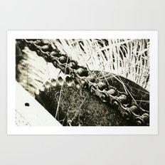 Lith Chain Art Print