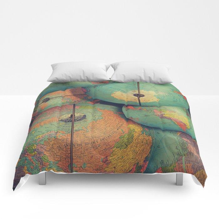 Looking Back  Comforters