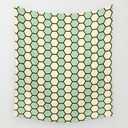 Polygon Wall Tapestry