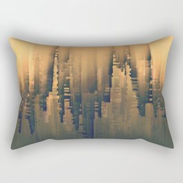 Reversible Space III Rectangular Pillow