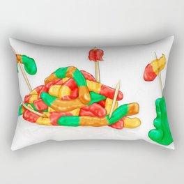 Genocide Rectangular Pillow
