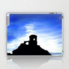 Mowcop Folly Sunst Silhouette Laptop & iPad Skin