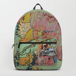 Stand my ground Backpack