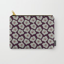 blue hellebores Carry-All Pouch