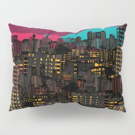 Fragmented III VI Pillow Sham