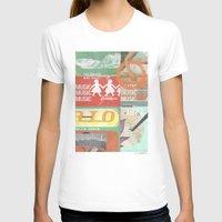 music T-shirts featuring Music, Music, Music by Matthew Billington