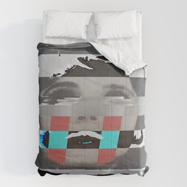 s a d n e s s  Comforters