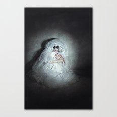 The Abandoned Canvas Print