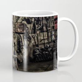 The Boiler Room Coffee Mug