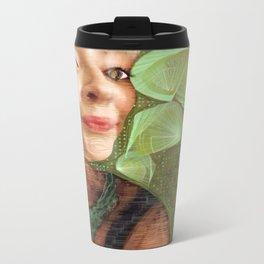 Mary Metal Travel Mug