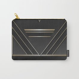 Art deco design IV Carry-All Pouch