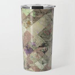 Abstract Geometric Background #25 Travel Mug