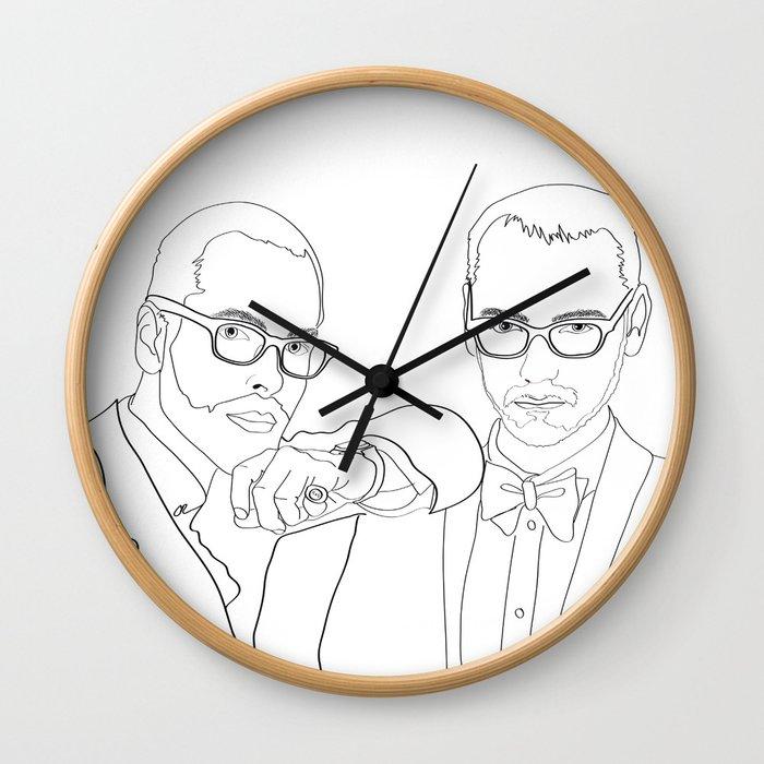 Viktor&Rolf Wall Clock