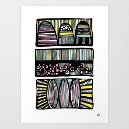 Free Style Art Print