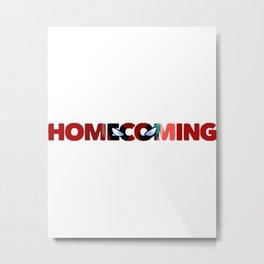Spider-Man - Homecoming Metal Print