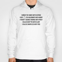 fandom Hoodies featuring Fandom Adventures by Thg Fashion