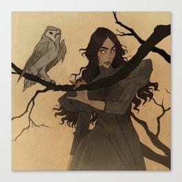 Lechuza Canvas Print