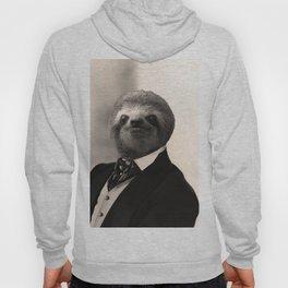 Gentleman Sloth #4 Hoody