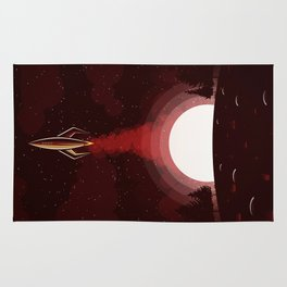 ROCKET MOONRISE Rug