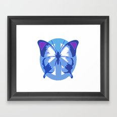 Hollyfly Framed Art Print