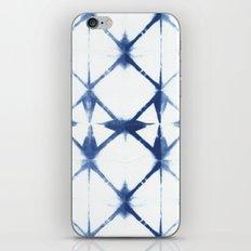 Shibori Diamonds iPhone & iPod Skin
