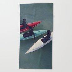 t r e b a r c h e Beach Towel