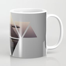 Triangles 2 Coffee Mug