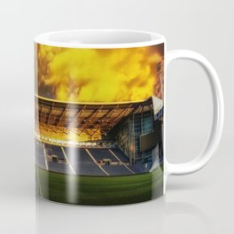 East Stand West Bromwich Albion Football Club Coffee Mug