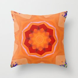 Star-t party Throw Pillow