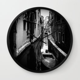 Venice - Travel Someplace New Wall Clock