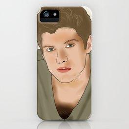 Daniel Sharman iPhone Case