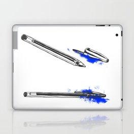Pen Laptop & iPad Skin