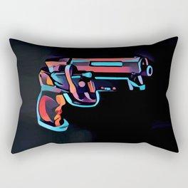 Deckards Blaster Rectangular Pillow