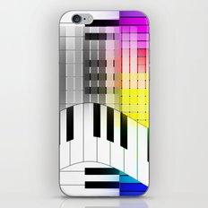 Feel the Jazz iPhone & iPod Skin