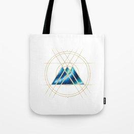Nebula Warlock Sigil Tote Bag