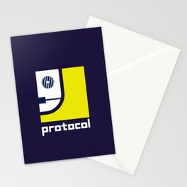 Protocol Stationery Cards