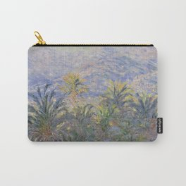Palm Trees at Bordighera Carry-All Pouch