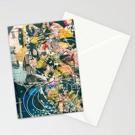 Art Graffiti vintage 4 Stationery Cards